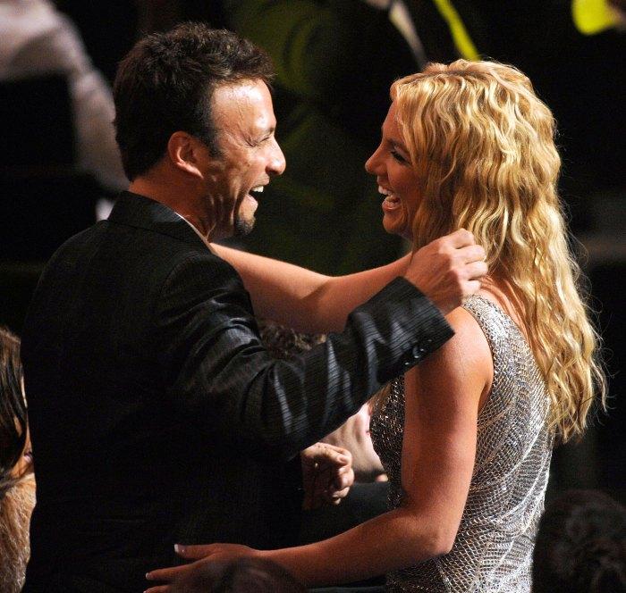 El gerente de Britney Spears, Larry Rudolph, renuncia en medio de la batalla por la tutela 3