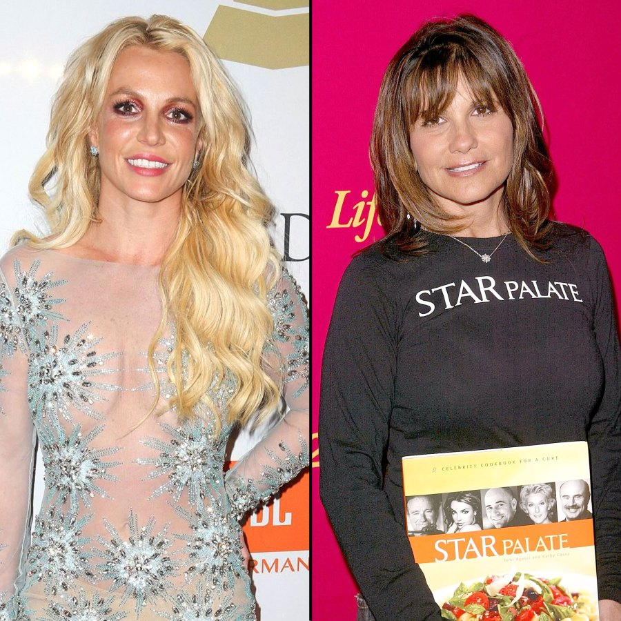 Britney Spears' Mom Lynne Petitions for Daughter to Hire Her Own Lawyer