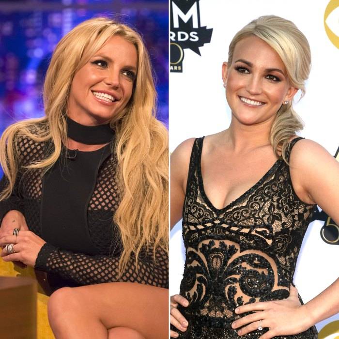 Britney Spears' Sister Jamie Lynn is the Only Family Member Not on Payroll: Report