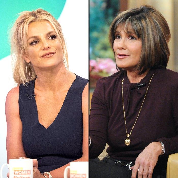La madre de Britney, Lynne Spears, tiene 'sentimientos encontrados' sobre la tutela