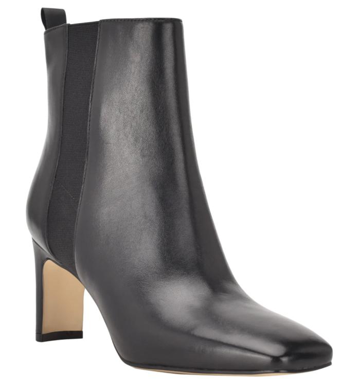 Calvin Klein Cassia Square Toe Boot