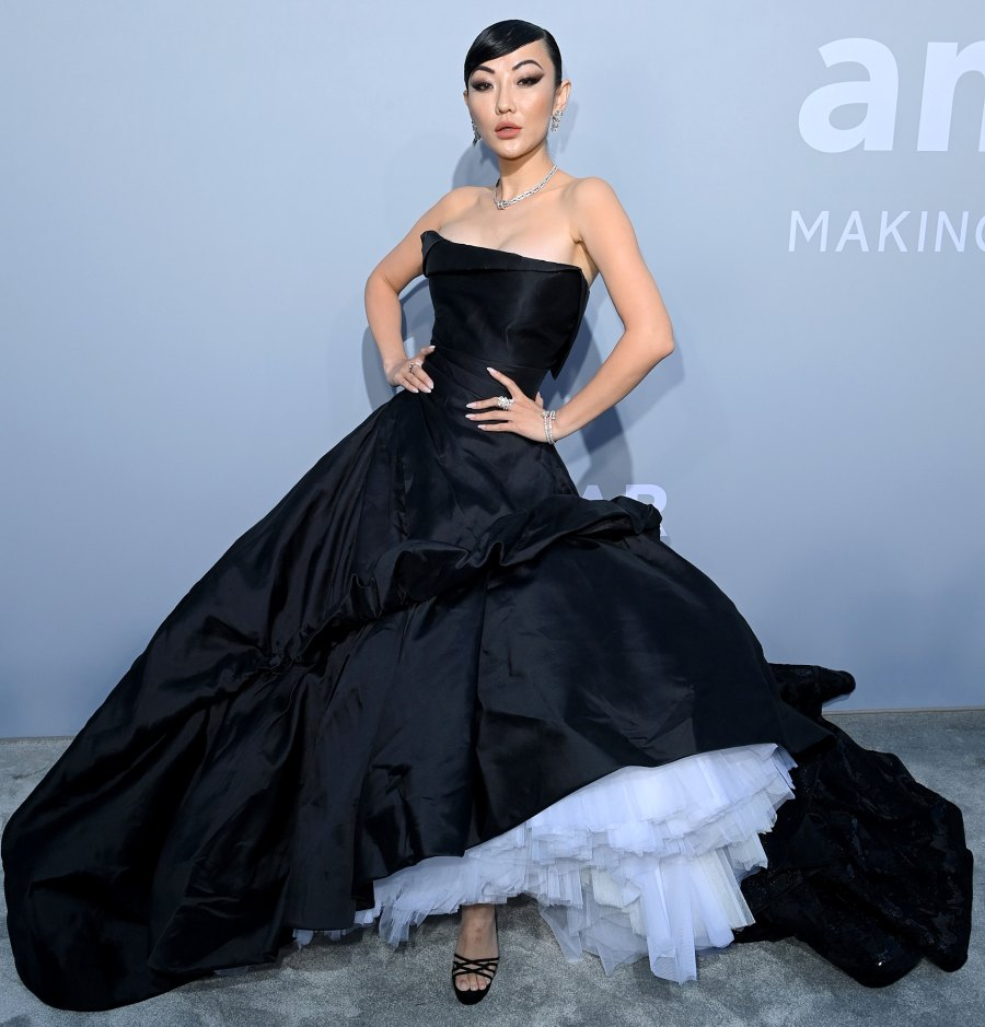 Jessica Wang Cannes Film Festival 2021 Best Red Carpet Fashion