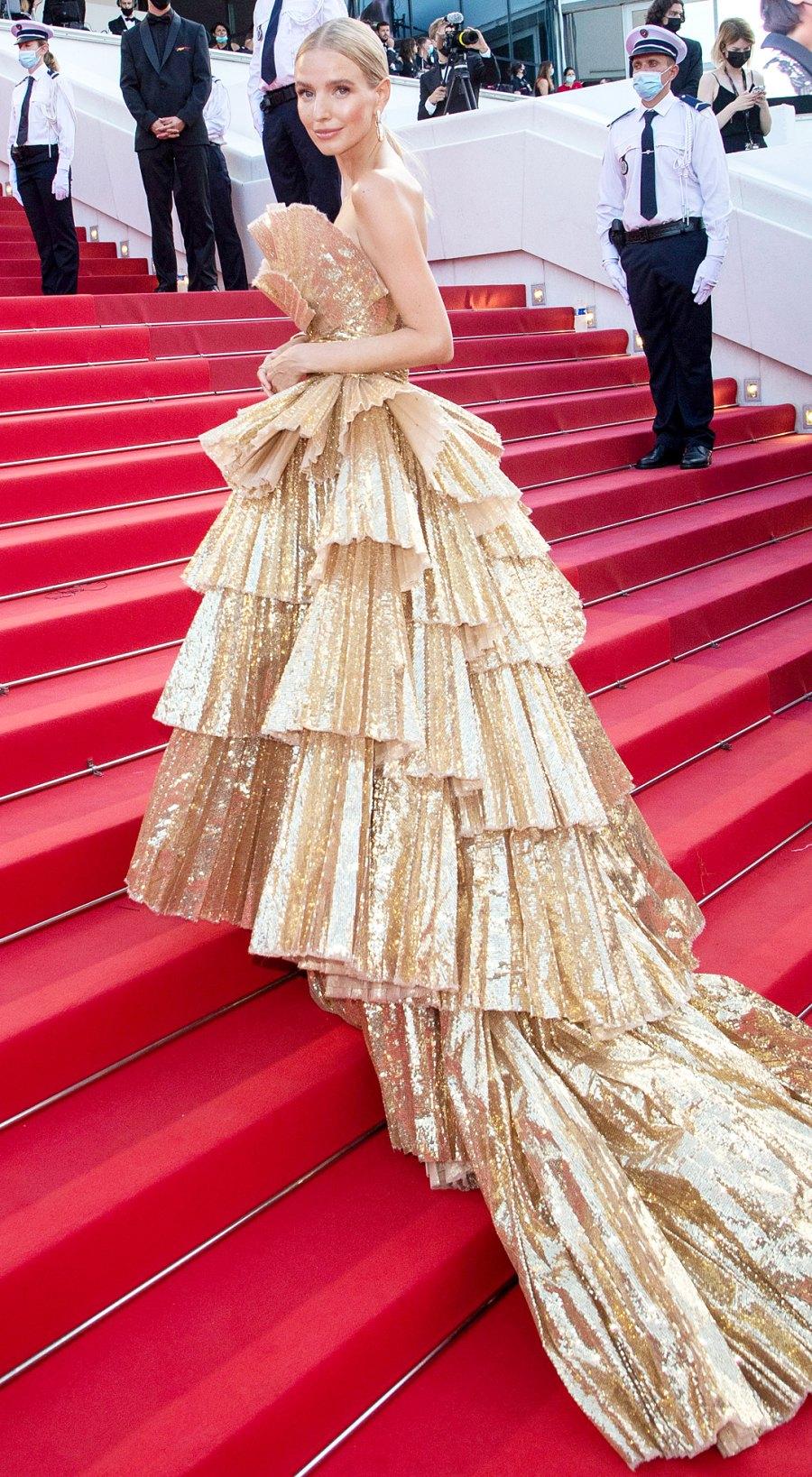 Leonie Hanne Cannes Film Festival 2021 Best Red Carpet Fashion