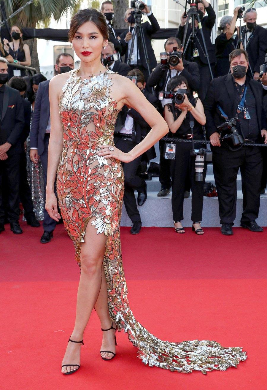 Gemma Chan Cannes Film Festival 2021 Best Red Carpet Fashion