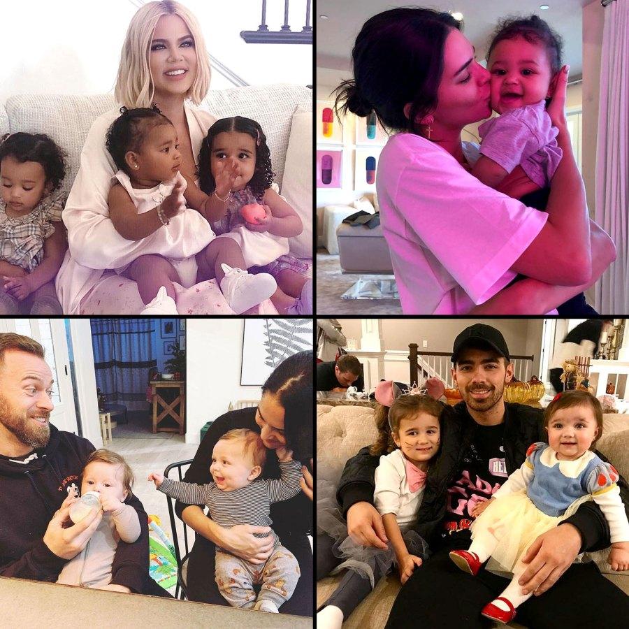 Celebrities Bonding With Their Nieces Nephews