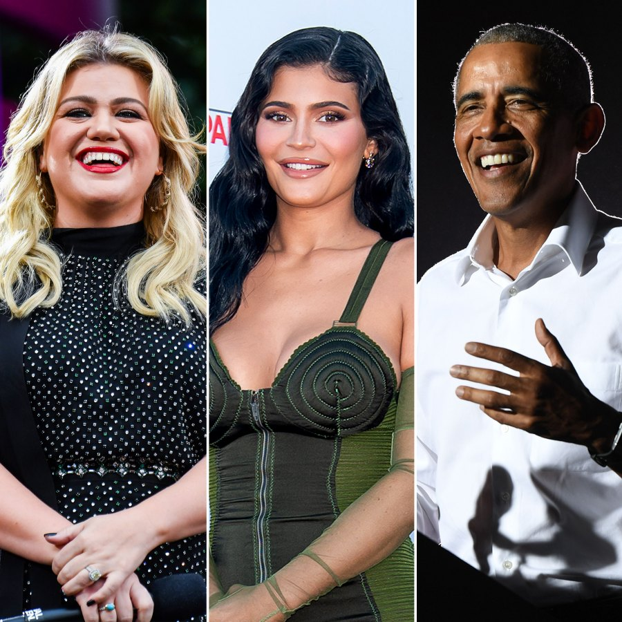 Celebrities Who Love 'Twilight': Kelly Clarkson, Kylie Jenner, Barack Obama and More