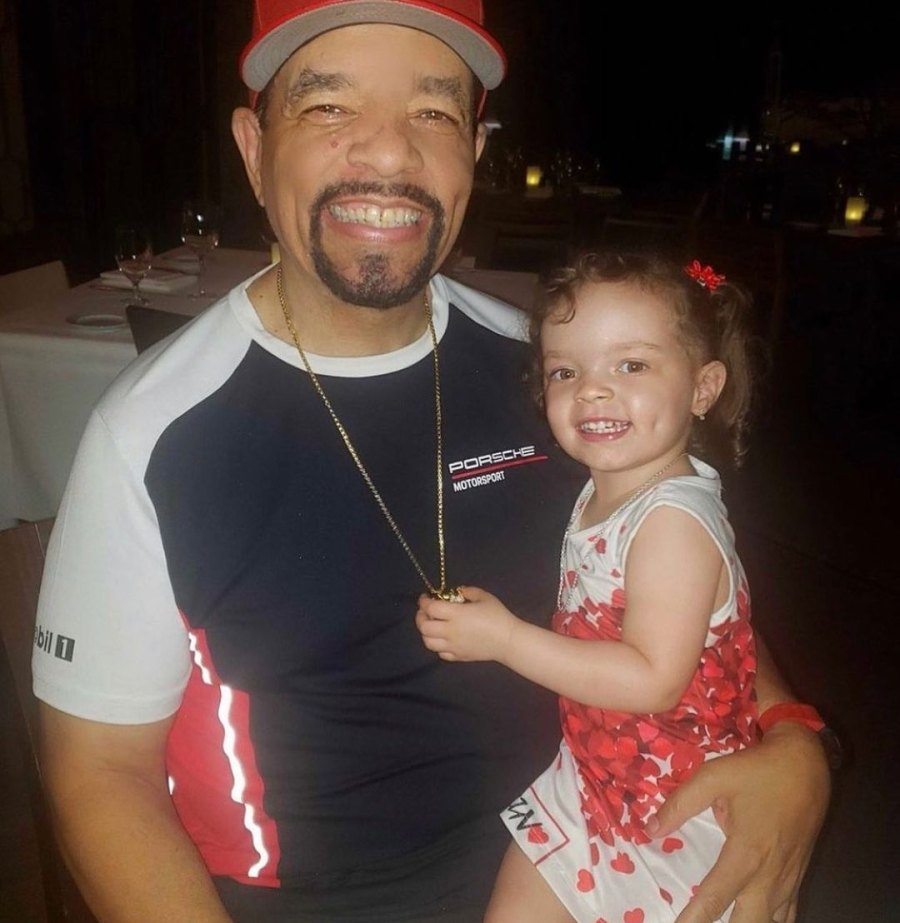 Ice-T and More Celebrity Parents With Their Look-Alike Kids