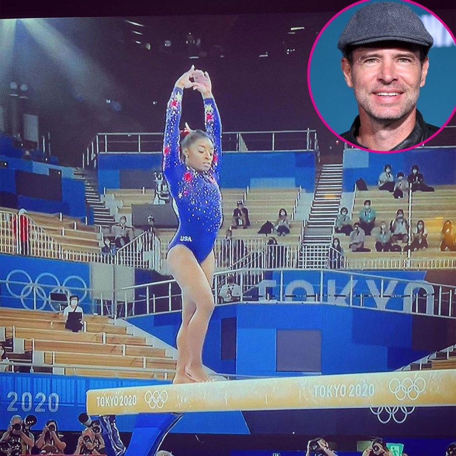 Celebs Who Love The Olympics