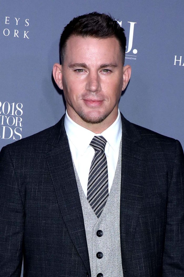 Channing Tatum Shares New Photo 8 Year Old Daughter Everlys Face Missing Her