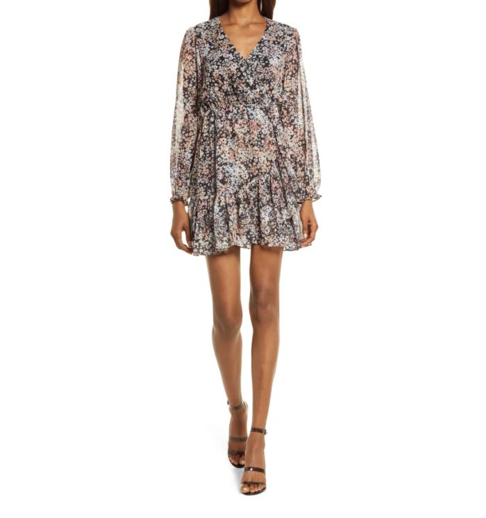 Chelsea28-Floral-Long-Sleeve-Chiffon-Dress