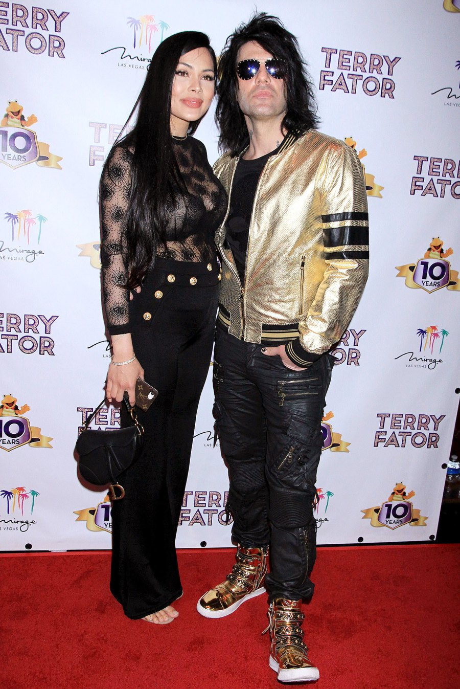 Criss Angel Wife Shaunyl Benson Is Pregnant With Unexpected 3rd Baby 2