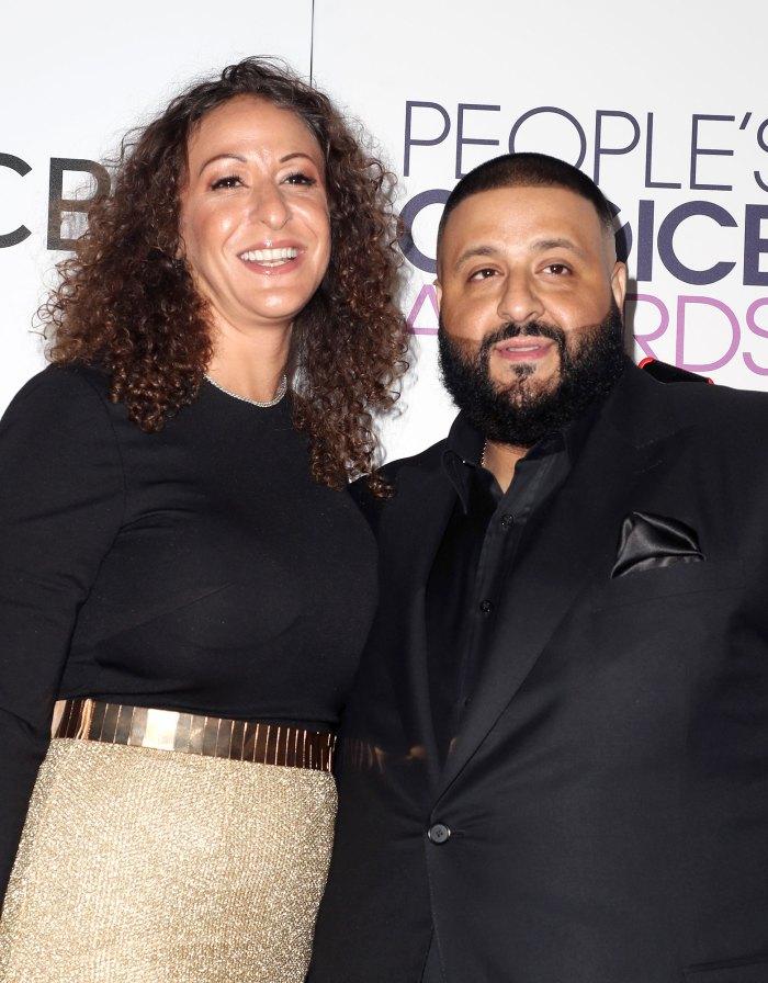DJ Khaled y Nicole Tuck 2