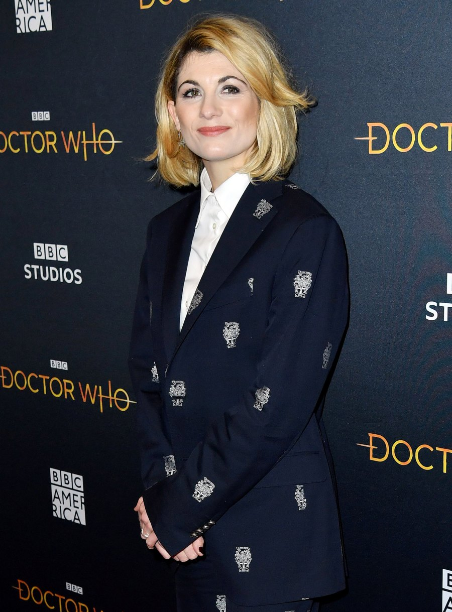 Doctor Who Jodie Whittaker and Showrunner Chris Chibnall Exit Series 2