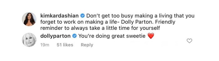 Dolly Parton Has Most Amazing Response Kim Kardashian Sexy Bikini Pic