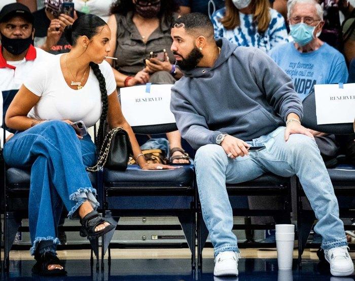Drake Has Been Dating Model Johanna Leia Months