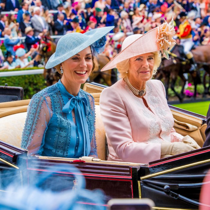 Duchess Kate and More Royal Family Members Show Duchess Camilla Love on 74th Birthday