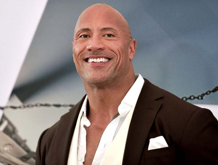 Dwayne Johnson Takes Jungle Cruise Ride Daughters Birthday Party