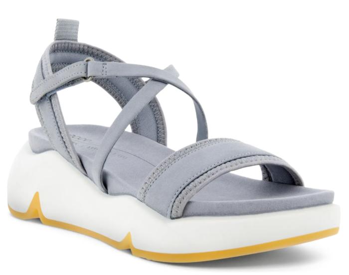 Ecco Chunky Wedge Sandal
