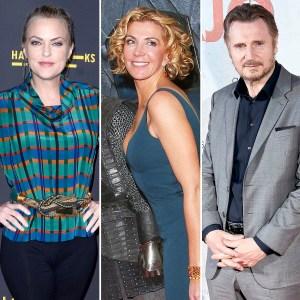 Elaine Hendrix Recalls Natasha Richardson Swooning Over Liam Neeson Parent Trap Set
