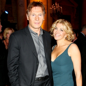 Natasha Richardson Would Swoon Over Liam Neeson Parent Trap Costars