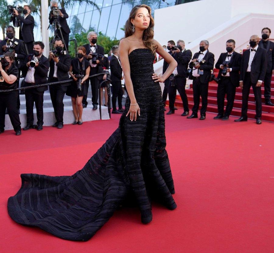 Elen Capri Cannes Film Festival 2021 See the Best Red Carpet Fashion