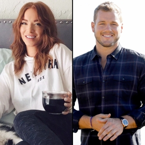 The Bachelor Elyse Dehlbom Reacts Colton Underwood Coming Out After Quitting His Season