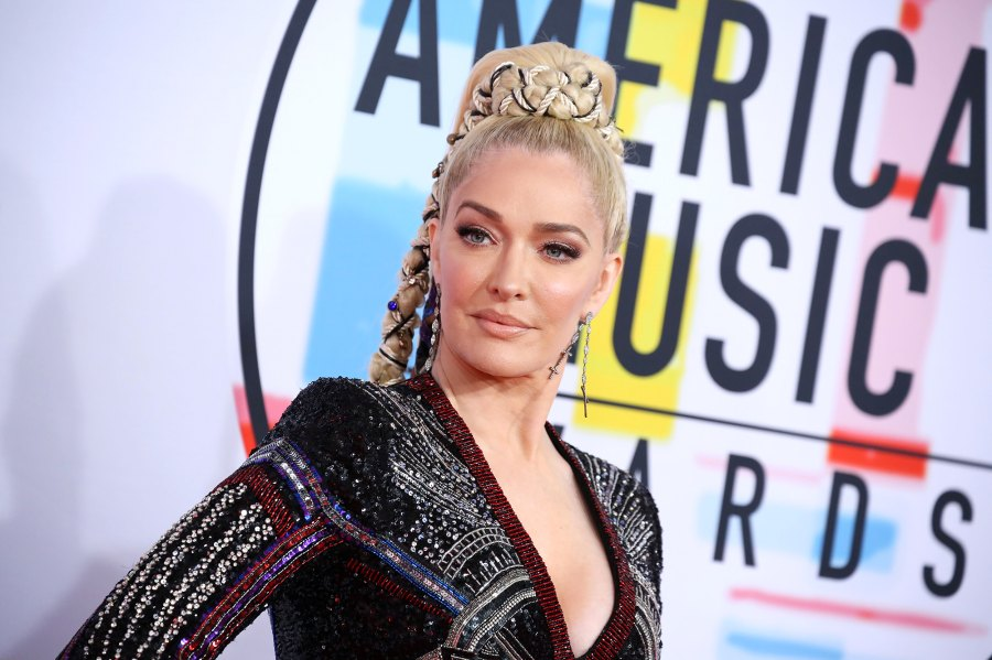 Erika Jayne Breaks Silence on Accusations Divorce From Tom Girardi Is a Sham: 'I Could Have Never Predicted This'