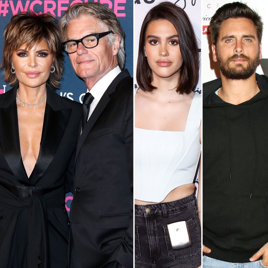 Everything Lisa Rinna and Harry Hamlin Have Said About Amelia Gray Hamlin and Scott Disick Relationship