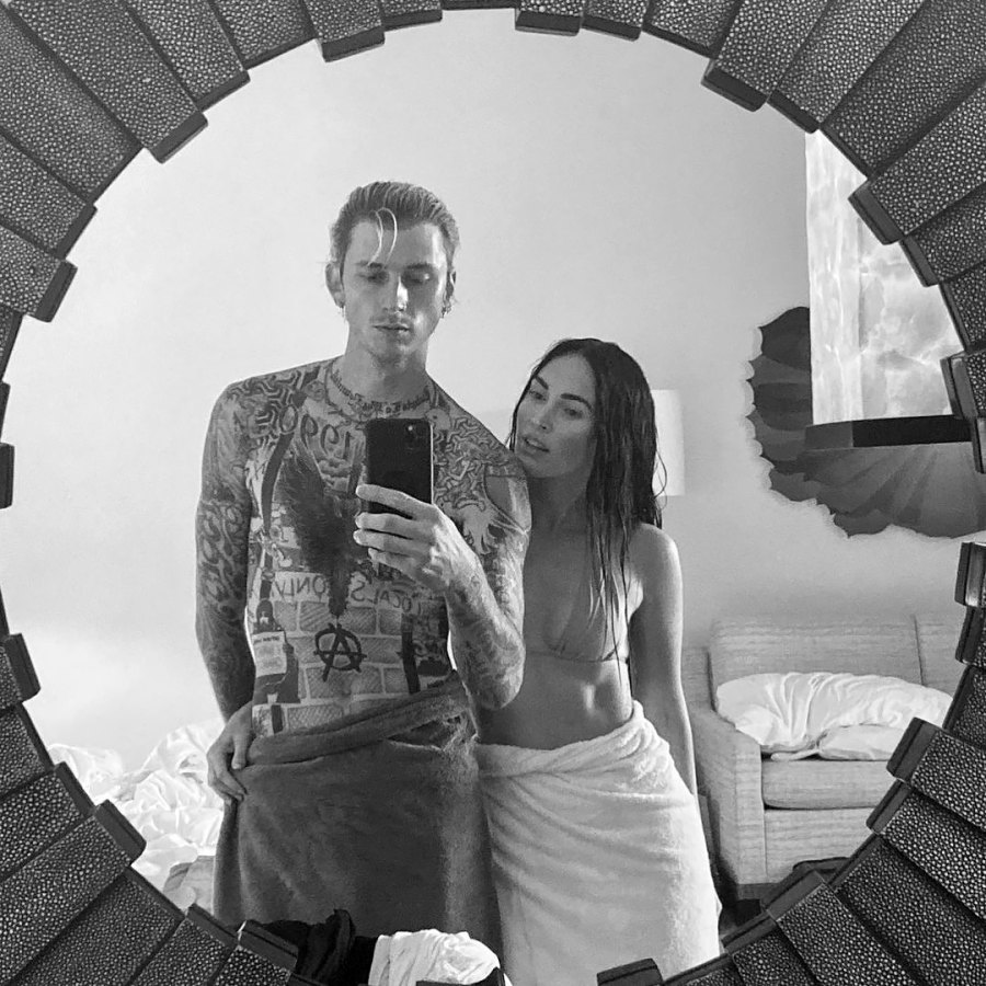 Everything Megan Fox and Machine Gun Kelly Have Said About Their 'Soulmate Connection'