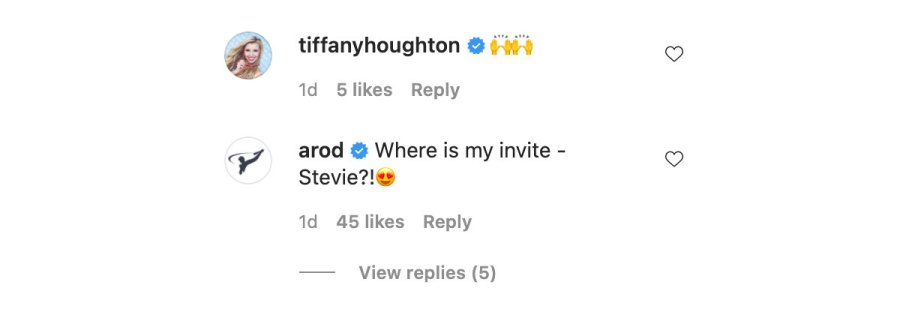 FOMO Alex Rodriguez Jokes About Missing J Los Friend's Party After Split
