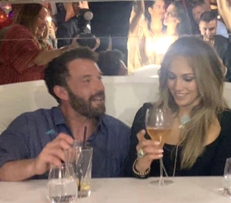 Jennifer Lopez Rings in Birthday With Ben Affleck 4