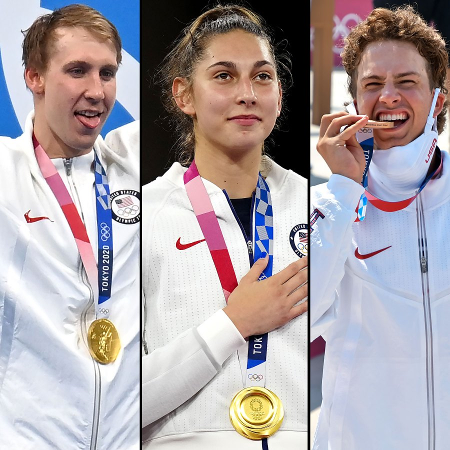 Going for Gold! See Team USA's Medals from the Tokyo Olympics