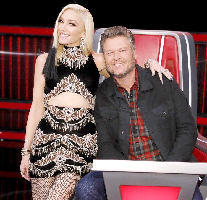 Gwen Stefani corrige a Blake Shelton después de que él olvidara su nuevo apellido