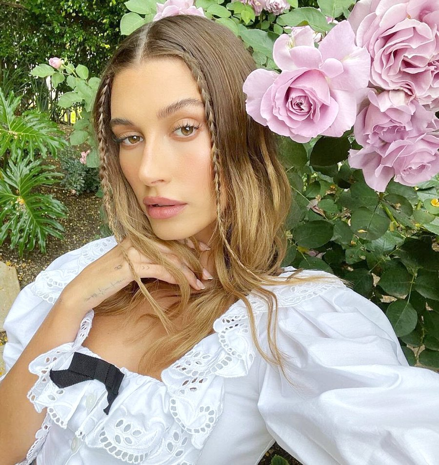 Hailey Baldwin Baby Braids Are Serving Up Major Hair Inspo