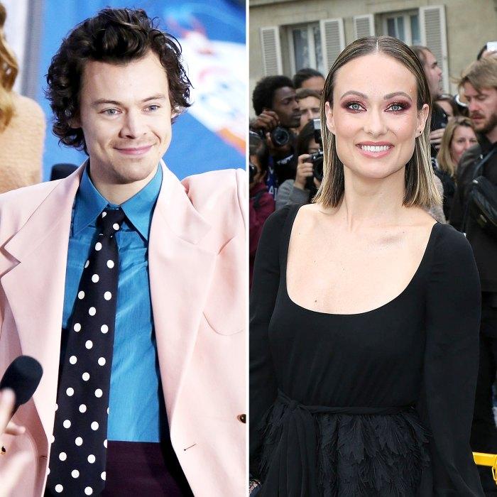 Harry Styles ha sacado a GF Olivia Wilde Giddy Side Romance