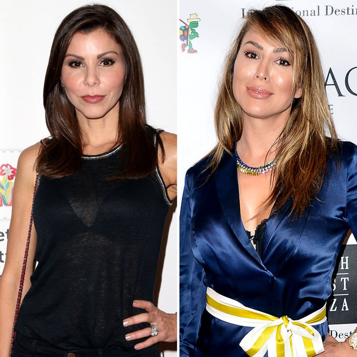 Heather Dubrow Addresses Rumors She Got Kelly Dodd Fired From 'RHOC'
