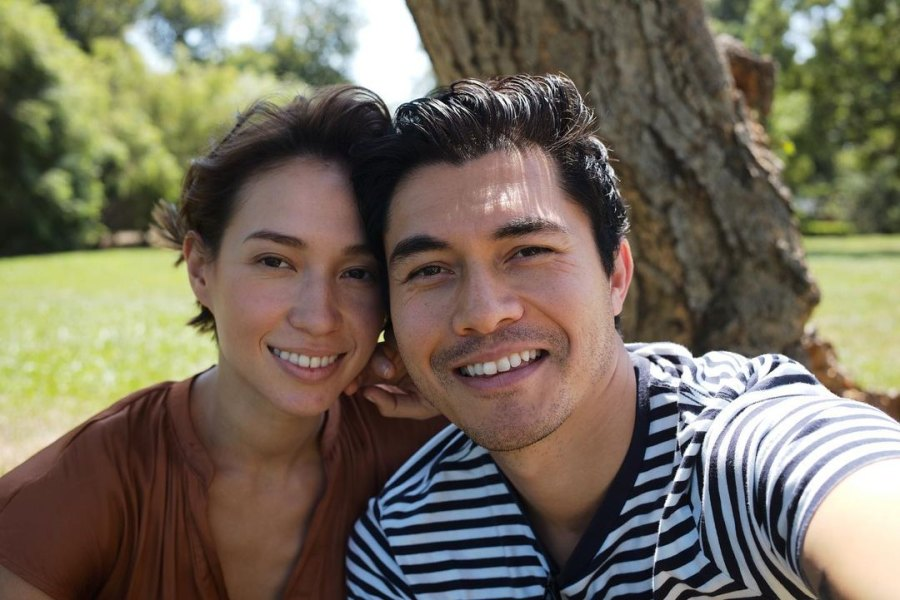 Henry Golding, More Celeb Dads Give Extravagant Push Presents Over the Years