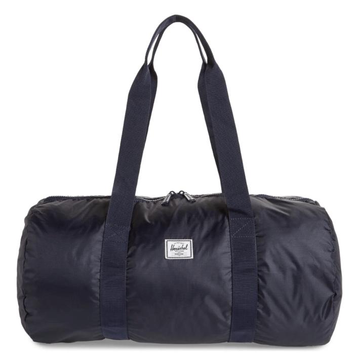 Herschel Supply Co. Packable Convertible Duffle Bag