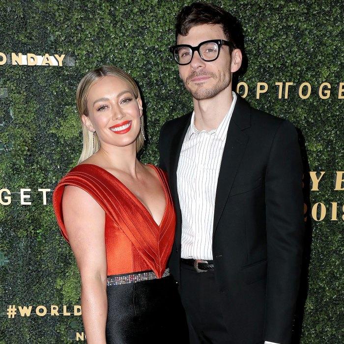 Hilary Duff Shares Intimate Mae 'Birth Day' Photos, Praises Husband, Doula