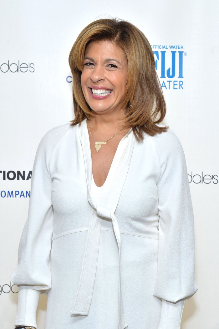 Hoda Kotb Just Reacted to That Viral 'Sex/Life' Scene — and She's Totally Caught Off Guard