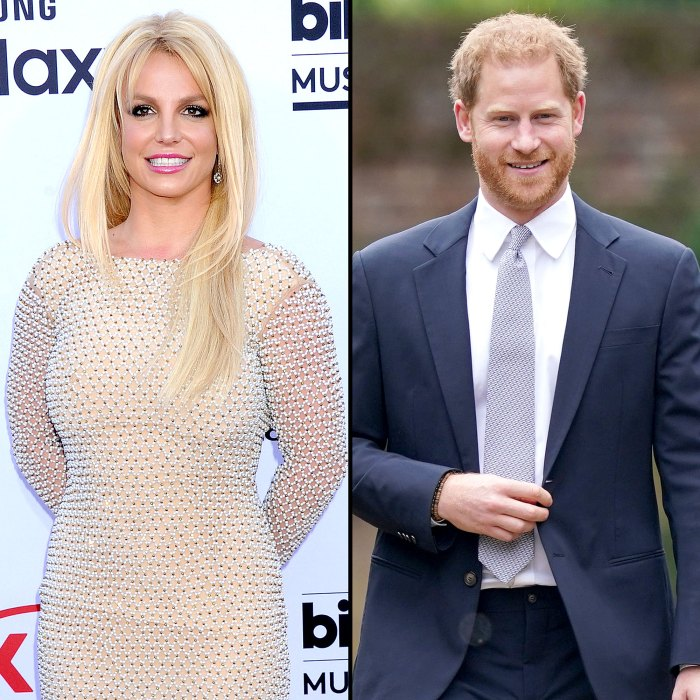 Hot Hollywood Podcast Breaking Down Britney Conservatorship Developments Prince Harry Details Book
