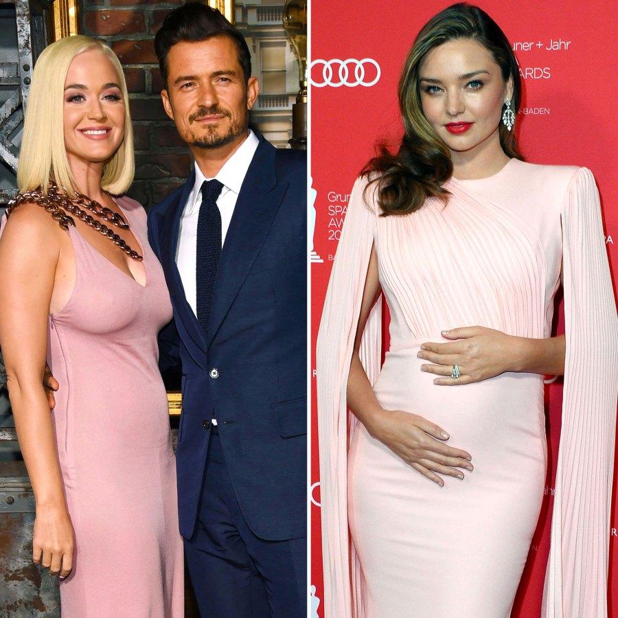 Inside Katy Perry's Close Relationship With Orlando Bloom's Ex Miranda Kerr