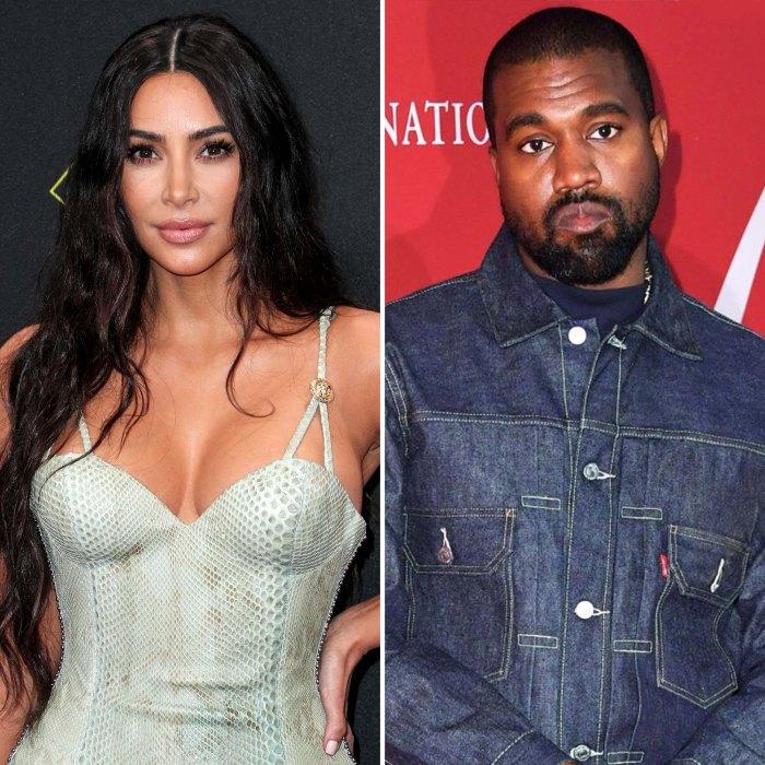 Inside Kim Kardashian Kanye Wests Reunion San Francisco Amid Divorce
