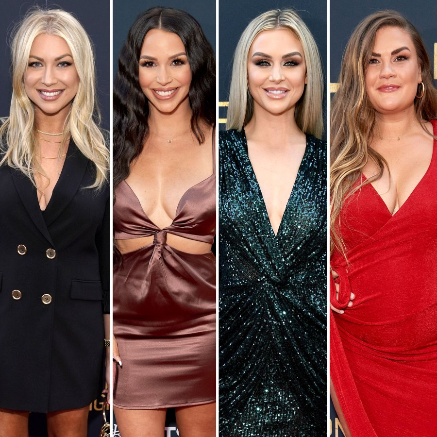 Inside Stassi Schroeder Scheana Shay Lala Kent Brittany Cartwright Mamas Night Out