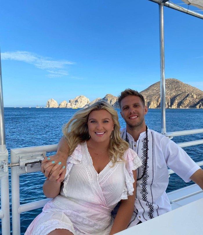 ¿Chloe Trautman de Siesta Key está comprometida con Christopher Long?