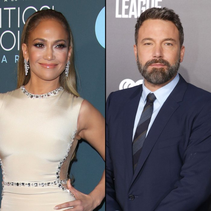 Jennifer Lopez and Ben Affleck Pack on PDA While House Hunting