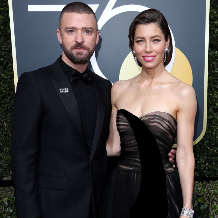 Jessica Biel Was a 'Huge Support' for Justin Timberlake at Celeb Golf Event