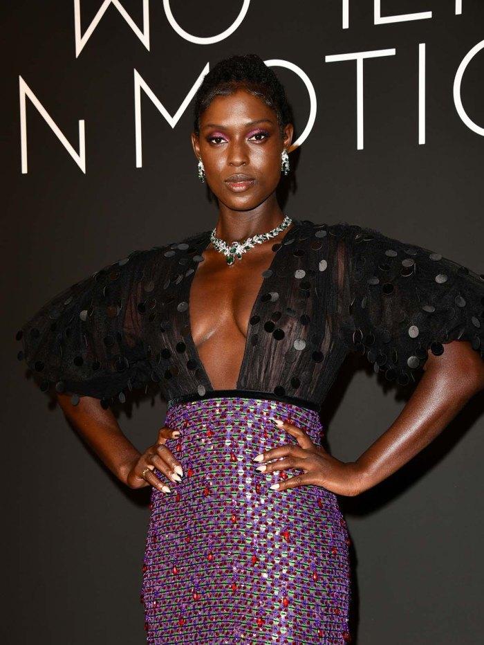 Las joyas de Jodie Turner Smiths fueron robadas de su habitación de hotel en Cannes