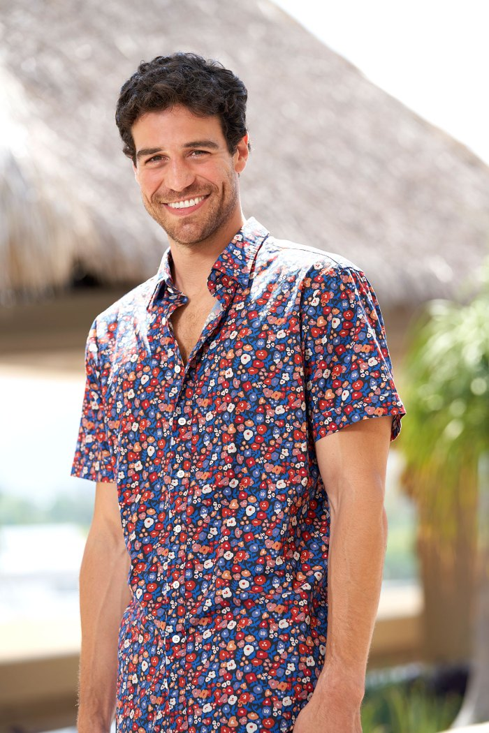 Bachelor of Joe Amabile in a different paradise than last time 2