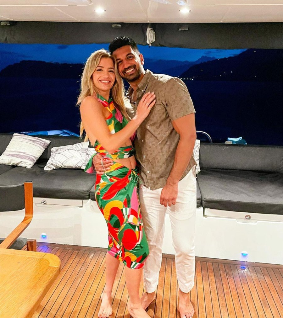 June 2021 Metul Shah Instagram Southern Charm Naomie Olindo and Metul Shah Relationship Timeline